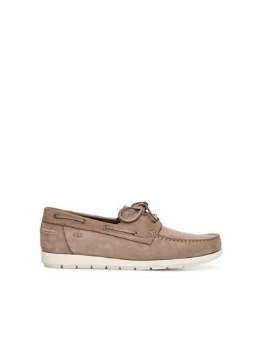 George Hogg Erkek Loafer Ayakkabı 7004752 Vizon